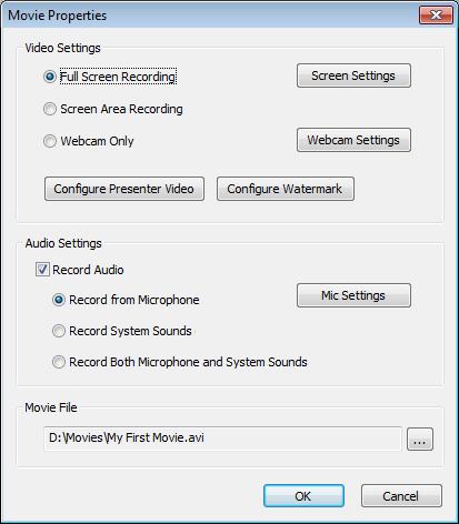 Free Screen Recording Tool